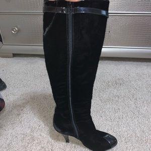 Chanel boots/heels